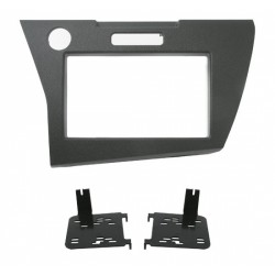 Kit d'installation 2DIN anthracite HONDA