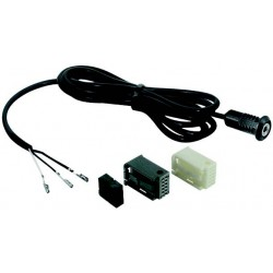 Interface Audio Aux-in