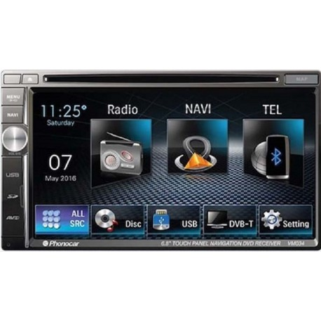 RADIO CD GPS MULTIMEDIA