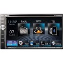 2 DIN RADIO CD GPS MULTIMEDIA