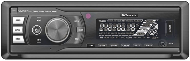 Radio CD USB